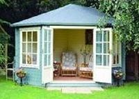ardcastle corner summerhouse small image