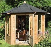 henley corner summerhouse small image