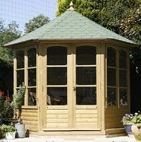 jagram harrogate corner summerhouse small image
