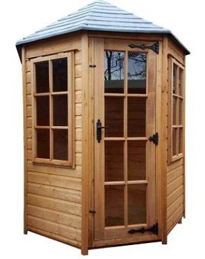 oakdale georgian wooden playhouse image