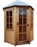 oakdale georgian wooden playhouse small image
